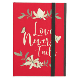 Love Never Fails 2019 JW International Convention Case For iPad Air