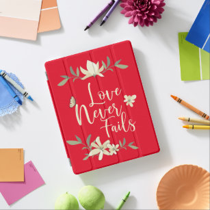 Love Never Fails JW 2019 International Convention iPad Smart Cover