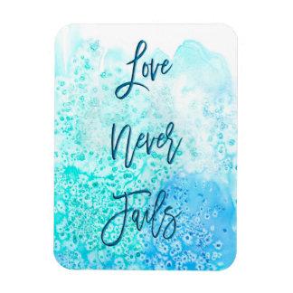 Love Never Fails - Magnet