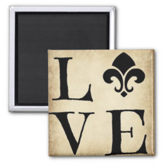 LOVE New Orleans Magnet