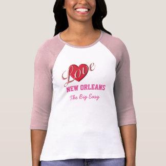 Love New Orleans - souvenir shirt