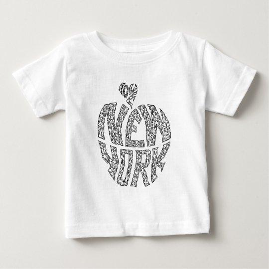LOVE NEW YORK BABY T-Shirt