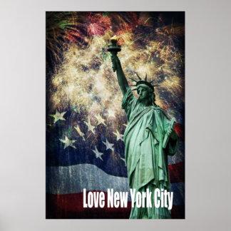 Love New York City Poster