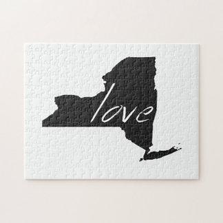 Love New York Jigsaw Puzzle