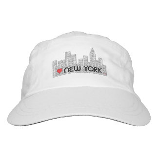 Love New York, Manhattan, Cool Adjustable Hat