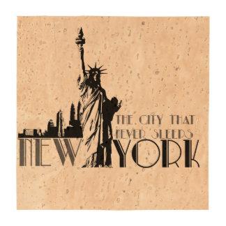 Love New York Beverage Coaster