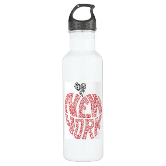 LOVE NEW YORK - THE BIG APPLE WATER BOTTLE
