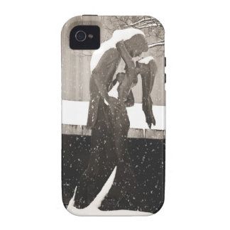 Love - New York Winter Vibe iPhone 4 Covers