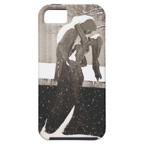 Love - New York Winter iPhone 5 Covers