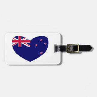 Love New Zealand Bag Tag