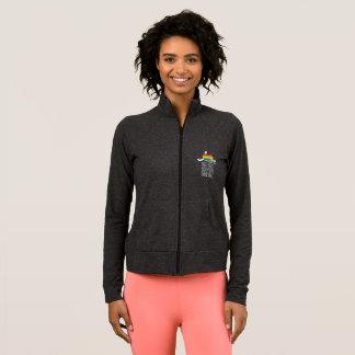Love Not Hate (Rainbow) Women's Practice Jacket