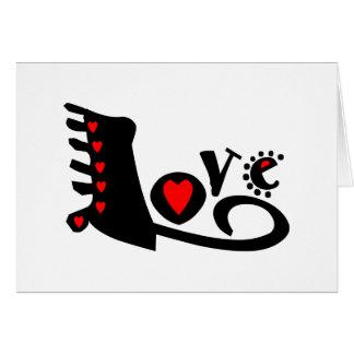 Love Note card