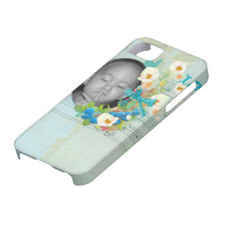 Love Note Photo Frame iPhone 5 Case
