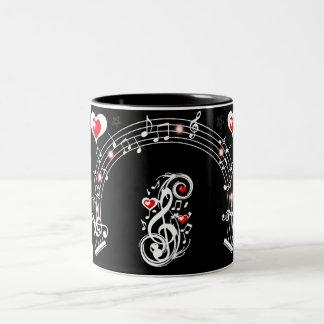 Love Note_ Two-Tone Coffee Mug