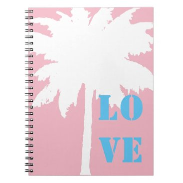 Beach Themed LOVE Notebook