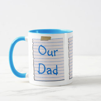 Love Notes For Daddy Mug