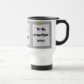 Love Notes For Godmother Mug