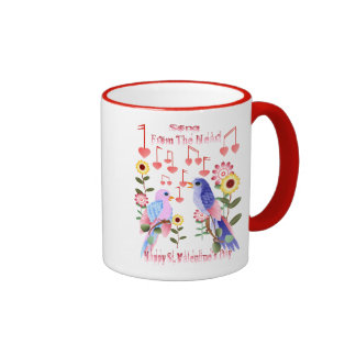 Love Notes From The Heart Mugs