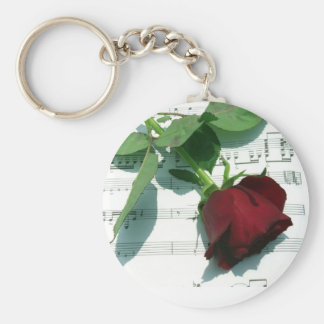 Love Notes Keychain