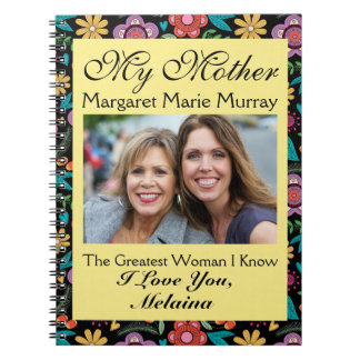 Love Notes to Mother / Grandmother / Wife - SRF Note Book