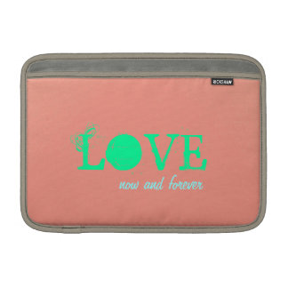 Love Now And Forever iPad Sleeve