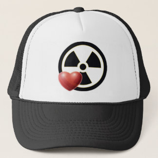 Love nuclear your are the power of my life trucker hat