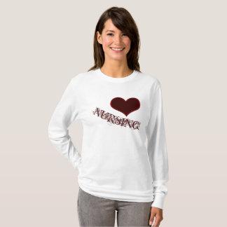 Love Nursing T-Shirt