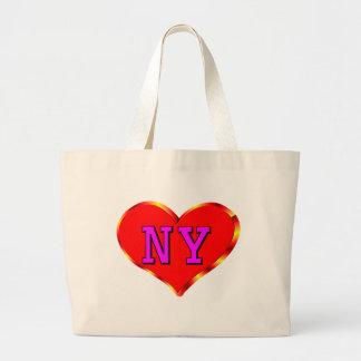 Love NY Large Tote Bag