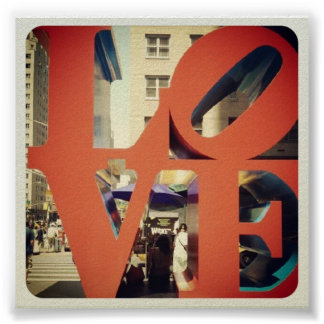 love--NYC Poster