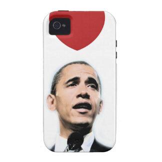 Love Obama IPHONE 4 CASE