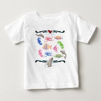 Love Ocean days Baby T-Shirt