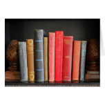 Love of Classic Books Greeting Cards