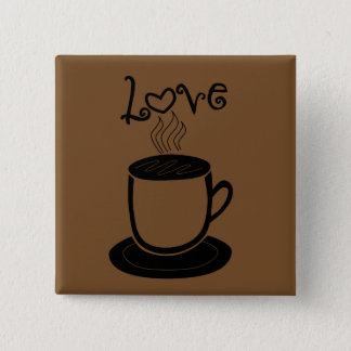 Love of Coffee - Change Color Button