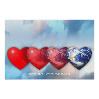 Love of Earth Poster