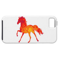 LOVE OF HORSES iPhone 5 CASES