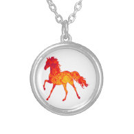 LOVE OF HORSES NECKLACES