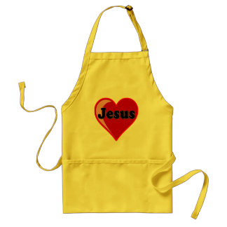 Love of Jesus Gifts Adult Apron