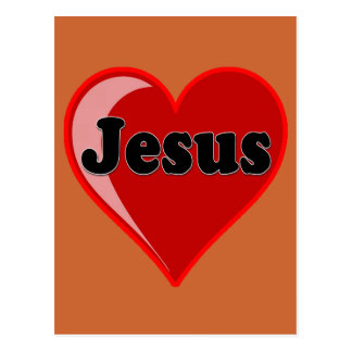 Love of Jesus Gifts Postcard