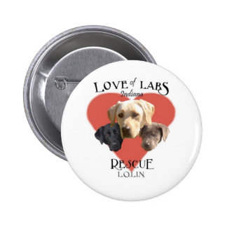 Love of Labs Pins