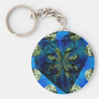 Love of money oragami keychain