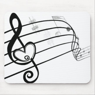 Love of Music Mousepads