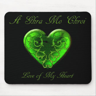 Love of My Heart Mouse Pad