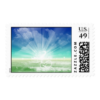 Love of the Ocean Stamp