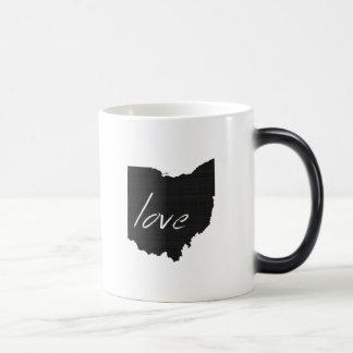Love Ohio Magic Mug