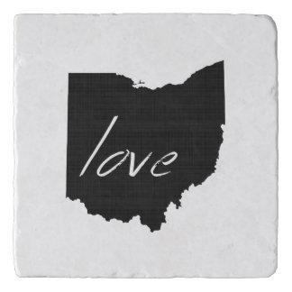Love Ohio Trivets