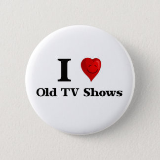 Love Old TV Shows Button