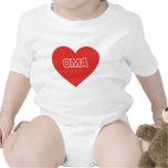 Love Oma T-Shirt Creeper