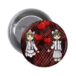 Love on a String Button