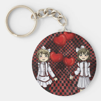 Love on a String Keychain