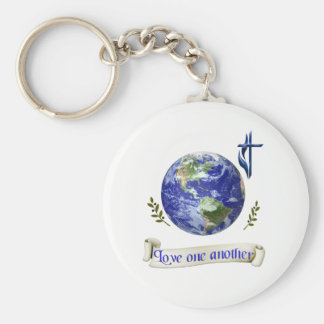 Love on another keychain